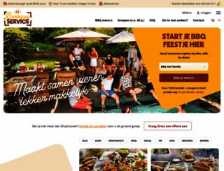 barbecue.nl screenshot