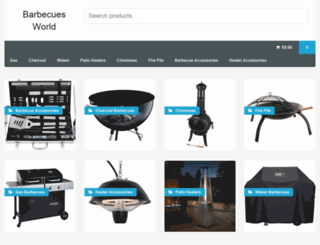 barbecuesworld.co.uk screenshot