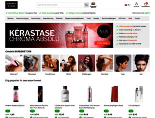 barberstore.eu screenshot
