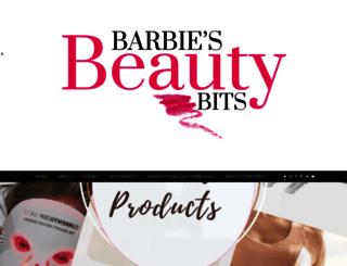 barbiesbeautybitsblogger.blogspot.com screenshot