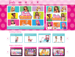 barbievidadesereia2.com.br screenshot