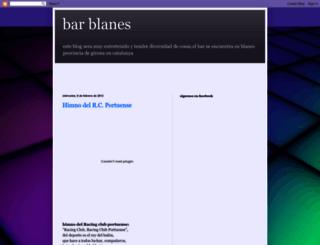 barblanes.blogspot.com screenshot
