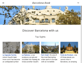 barcelonabook.com screenshot