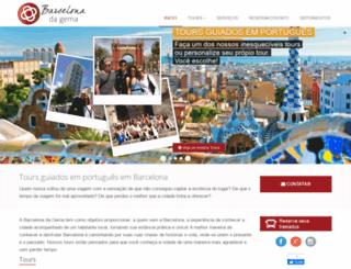 barcelonadagema.com screenshot