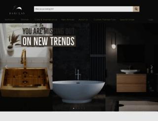 barclayproducts.com screenshot