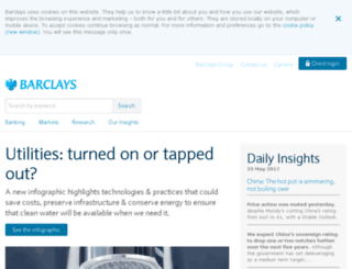 barclays-private-equity.de screenshot