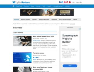 barcode-software-professional-review.toptenreviews.com screenshot