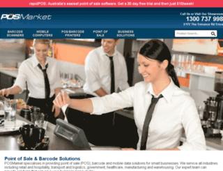 barcoder.com.au screenshot