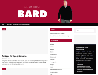 bard.nu screenshot