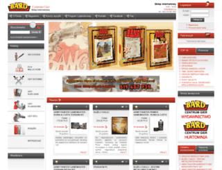 bard.pl screenshot