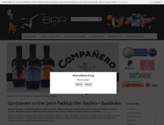 bardealer.de screenshot