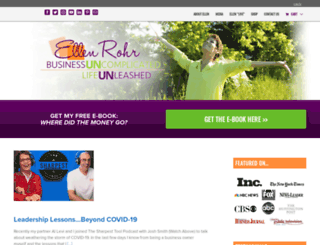 barebonesbiz.com screenshot