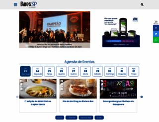 baressp.com.br screenshot