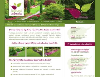 barevnazahrada.cz screenshot