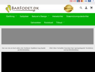 barfodet.dk screenshot