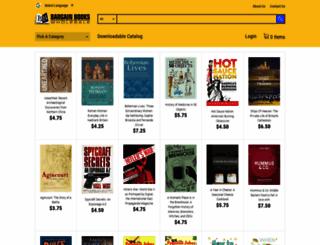 bargainbookswholesale.com screenshot