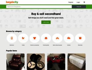 bargaincity.ca screenshot