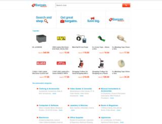 bargainseason.co.uk screenshot