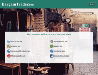 bargaintrader.com screenshot