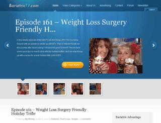 bariatrictv.com screenshot