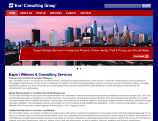 bariconsulting.com screenshot