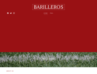 barilleros.com screenshot
