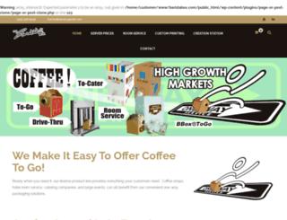 baristabox.com screenshot