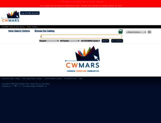 bark.cwmars.org screenshot