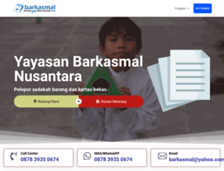 barkasmal.com screenshot