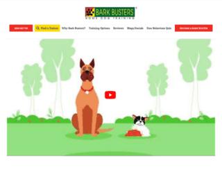 barkbusters.com.au screenshot