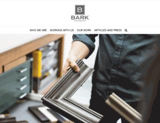barkframeworks.com screenshot