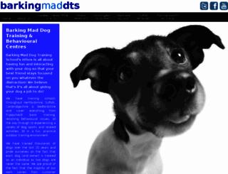 barkingmaddts.co.uk screenshot