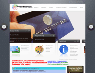 barkodotomasyon.net screenshot