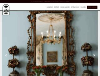 barksdalehouse.com screenshot
