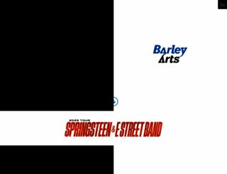 barleyarts.com screenshot