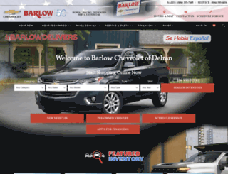 barlowcompany.com screenshot