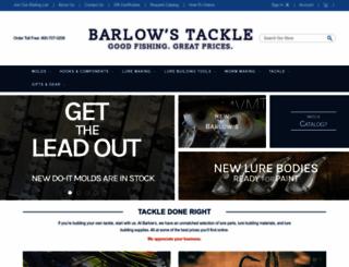 barlowstackle.com screenshot