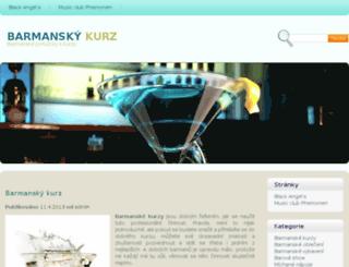 barmansky-kurz.cz screenshot