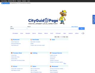 barmer.cityguidepage.com screenshot