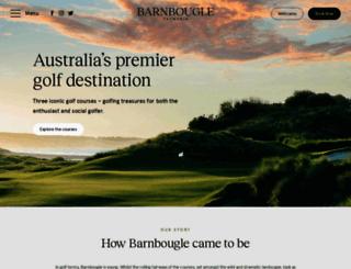 barnbougle.com.au screenshot