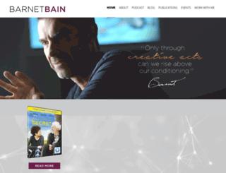 barnetbain.com screenshot