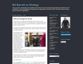barnetttalks.com screenshot