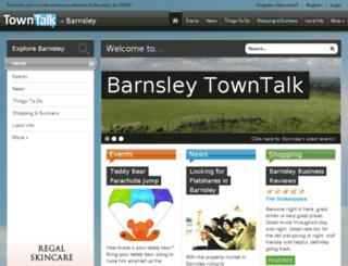 barnsley.towntalk.co.uk screenshot