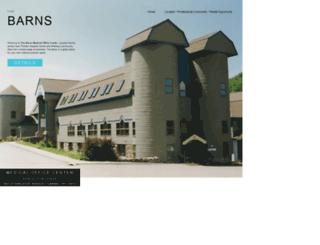barnsoffices.com screenshot