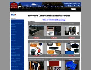 barnworld.com screenshot