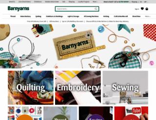 barnyarns.co.uk screenshot