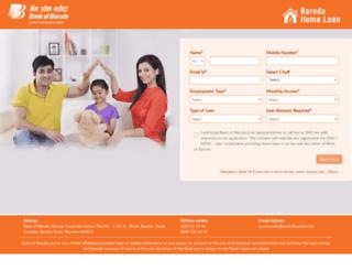 barodanext.com screenshot