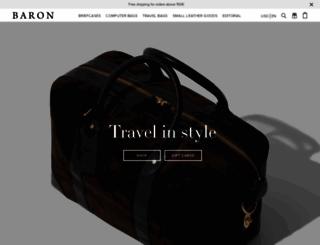 baron.se screenshot