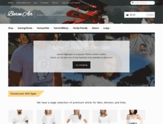 baronair.com screenshot