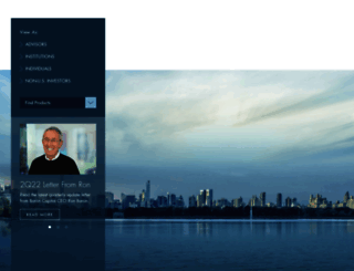 baronfunds.com screenshot